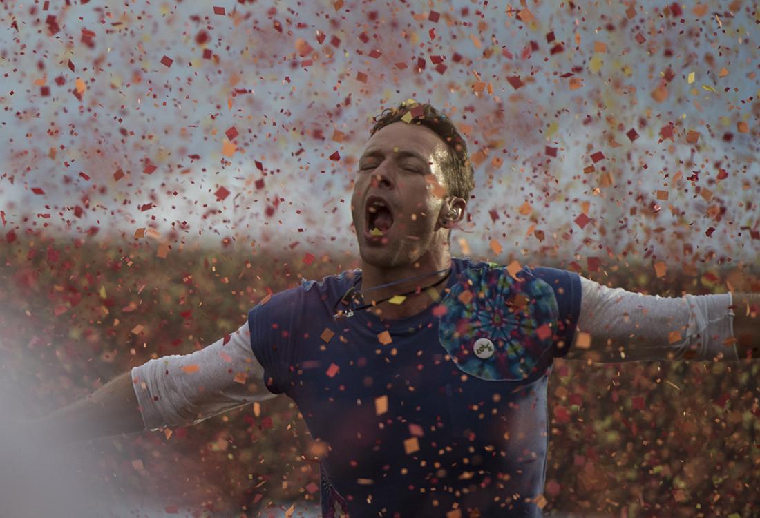 Coldplay, Letzigrund
